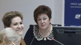 Елена Стельмах. Фото из архива