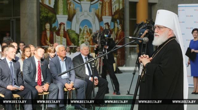 Митрополит Минский и Заславский Павел, Патриарший Экзарх всея Беларуси.