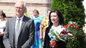 Борис Светлов и Тамара Гвердцители
