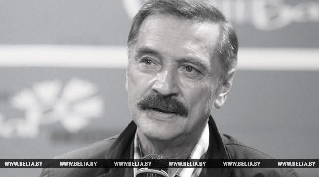 Александр Тиханович. Фото из архива