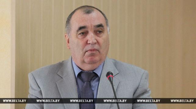 Николай Шевчук. Фото из архива