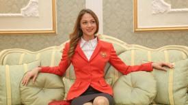 Александра Герасименя. Фото из архива