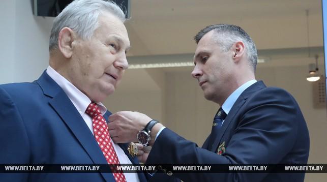 Александр Медведь и Андрей Асташевич