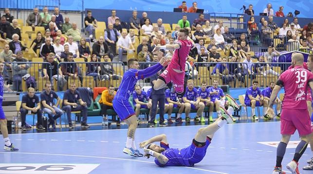 """Во время матча. Фото официального сайта """"Целе"""""""