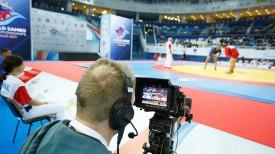 Во время турнира. Фото Всероссийской федерации самбо