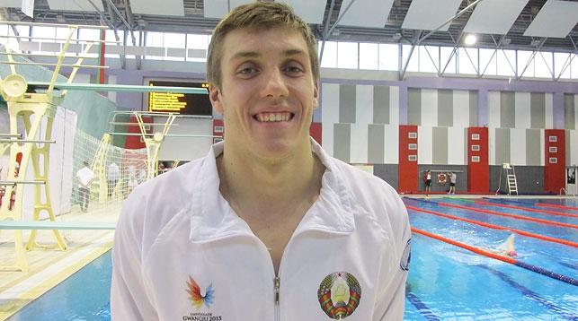 Илья Шиманович. Фото из архива