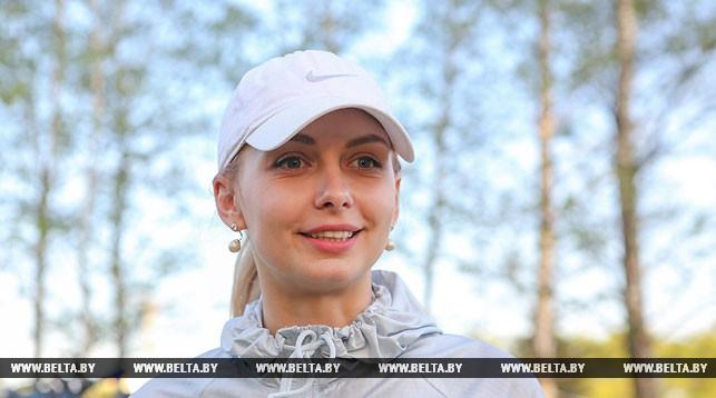 Ольга Хижинкова. Фото из архива
