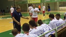 Во время матча. Фото БГК им. Мешкова