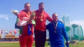 Павел Борейша, Квентин Биго и Симоне Фаллони. Фото БФЛА