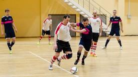 Во время матча. Фото SportNaviny