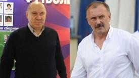 Георгий Кондратьев и Игорь Криушенко