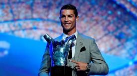 Криштиану Роналду. Фото УЕФА
