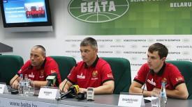 Александр Василевский, Сергей Вязович, Алексей Вишневский