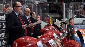 Дэйв Льюис. Фото IIHF