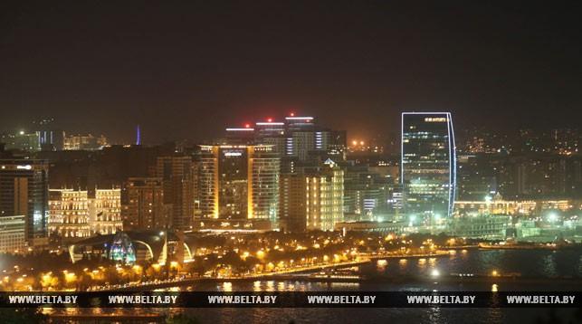 Баку. Фото из архива