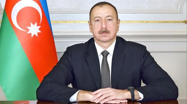 Ильхам Алиев. Фото Trend