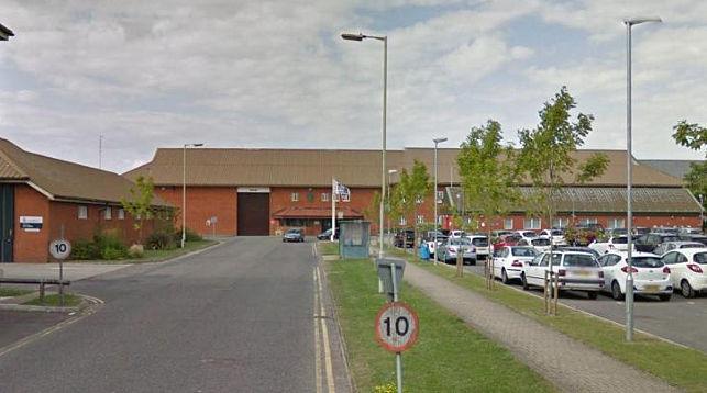 Тюрьма Mount в графстве Хартфордшир