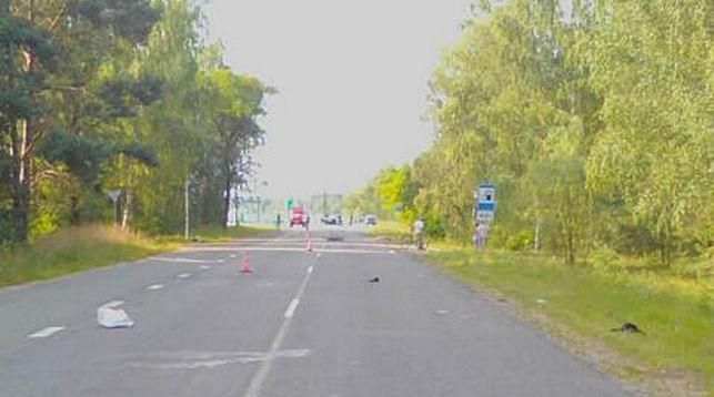 Фото Госавтоинспекции Брестской области