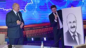 Александр Лукашенко и Иван Эйсмонт