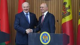 Александр Лукашенко и Павел Филип