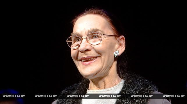 Зинаида Зубкова. Фото из архива