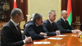 Во время согласования новых руководителей местной вертикали власти