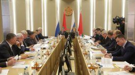 Во время заседания организационных комитетов
