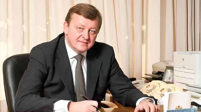 Сергей Алейник. Фото из архива посольства Беларуси в Великобритании