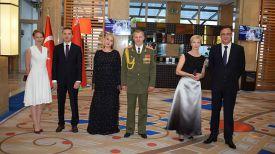 Фото посольства Беларуси в Турции