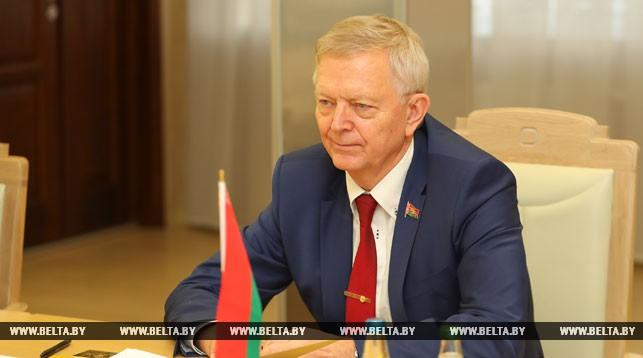 Сергей Рахманов. Фото из архива
