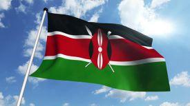 Кенийский флаг