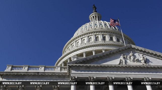 Здание конгресса США. Фото Reuters