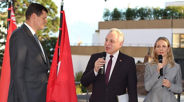 Фото консульства Беларуси