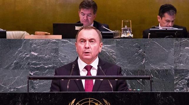 Владимир Макей. Фото МИД