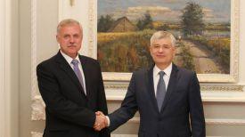 Станислав Зась и Виктор Махмудов
