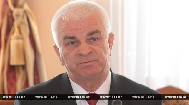 Виктор Гуминский. Фото из архива