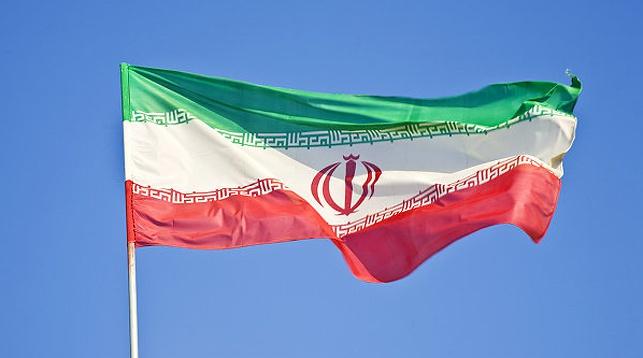 Флаг Ирана. Фото из архива
