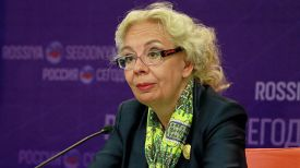 Татьяна Валовая. Фото из архива ТАСС
