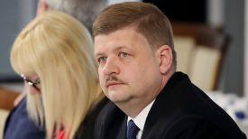 Заместитель председателя правления Нацбанка Сергей Калечиц