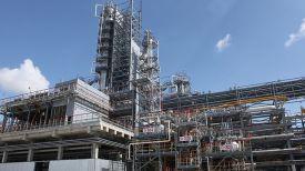 Мозырский нефтеперерабатывающий завод. Фото из архива