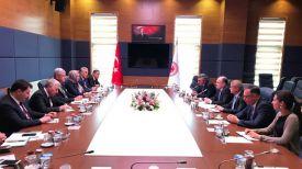 Во время встречи. Фото с сайта Палаты представителей
