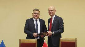 Александр Забелло и Александр Пивоварский