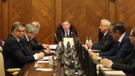 На заседании Совета Министров