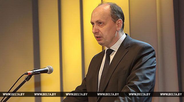 Министр промышленности Виталий Вовк. Фото из архива