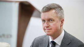 Министр антимонопольного регулирования и торговли Владимир Колтович