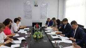 Во время заседания. Фото Министерства лесного хозяйства