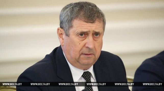 Прием граждан проведет 8 октября в Белыничах Михаил Русый