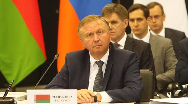Андрей Кобяков. Фото Совета Министров
