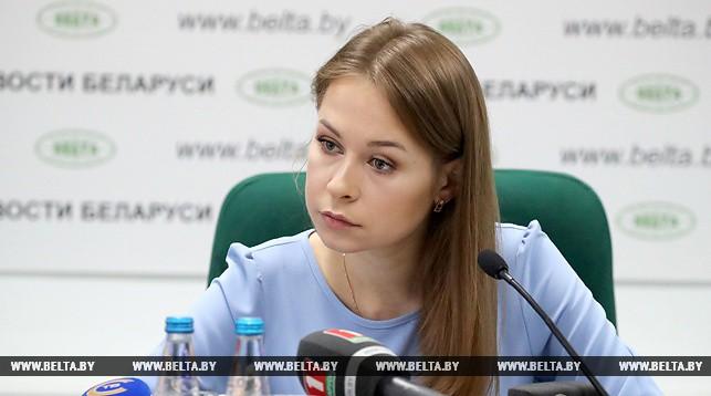 Ольга Королькова. Фото из архива