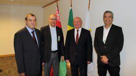 Фото посольства Беларуси в Бразилии